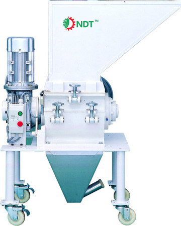 HOW DOES NDETATED CHOOSE THE RIGHT PULVERIZER FOR THE CUSTOMER?