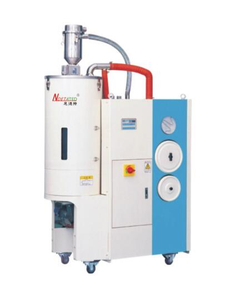 Ndetated Integrated Conveying Optical Dehumidifier Dryer