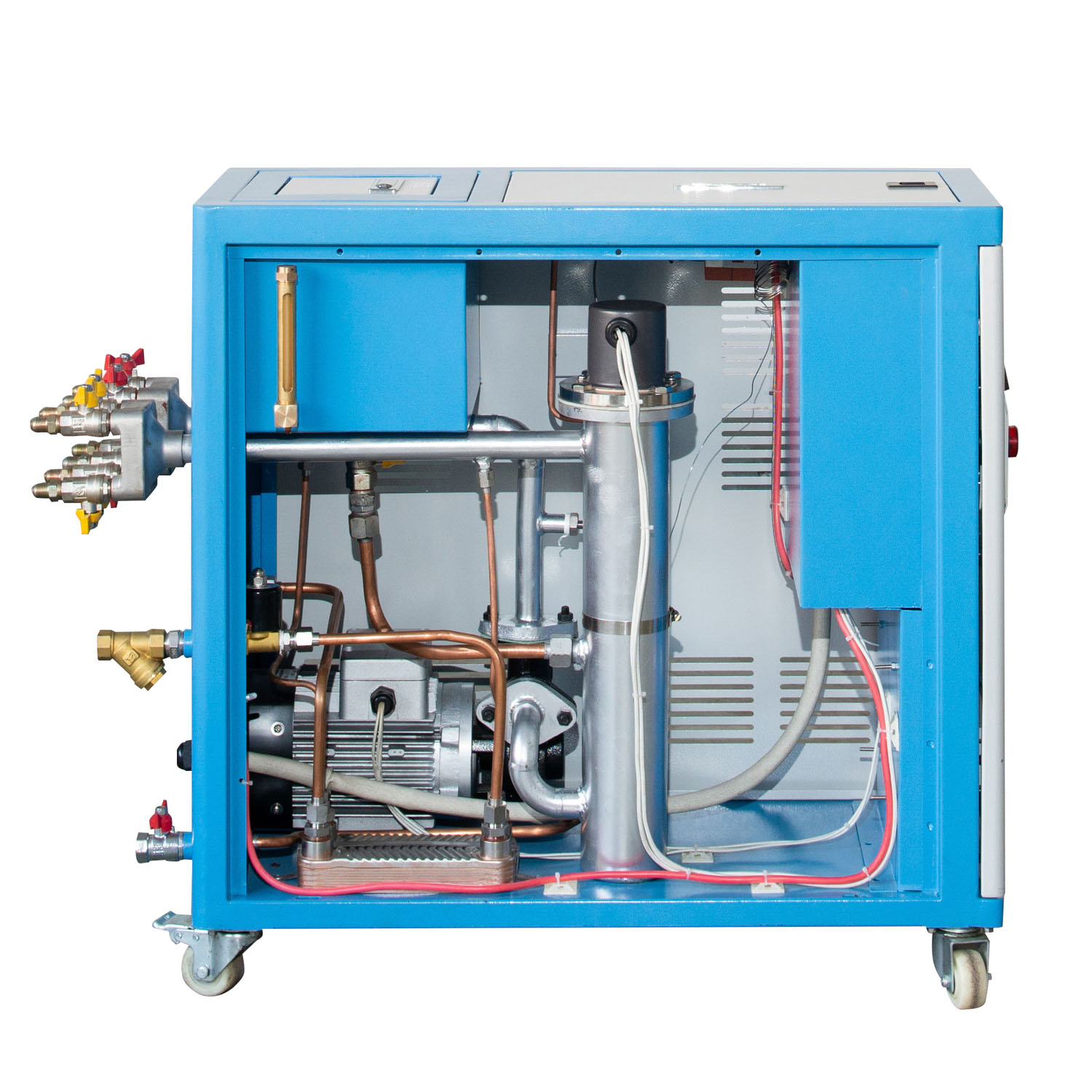 Ndetated Oil Heated Mold Temperature Controller Machine